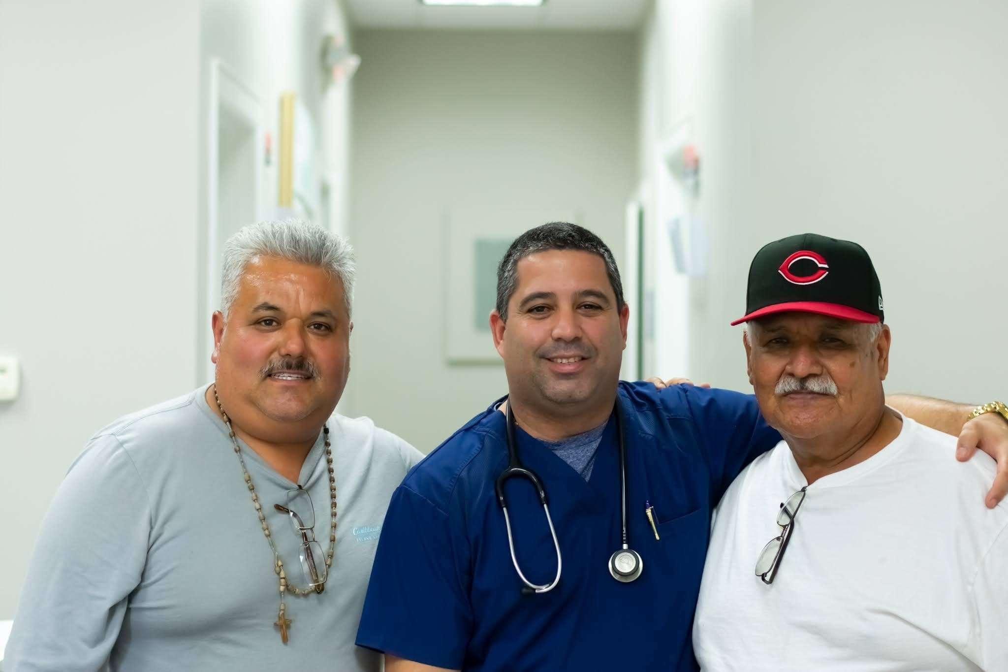 pacientes de nuestra clinica, y nuestro personal medico