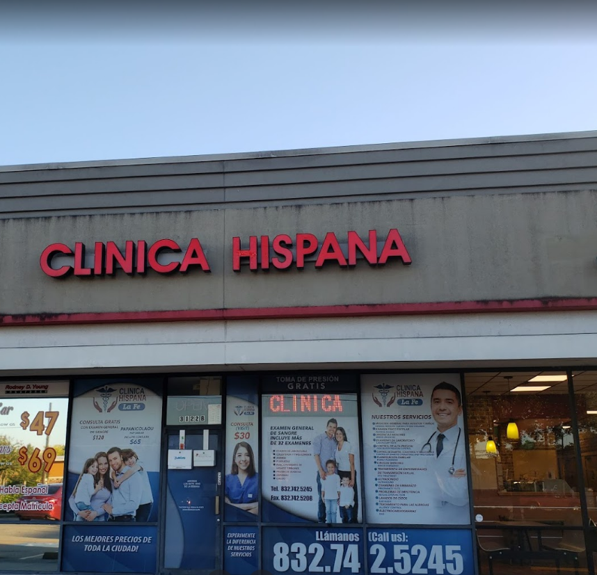 clinica hispana pasadena